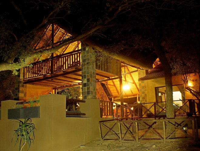 KRSC - House side night